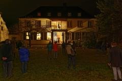 Weihnachtsgottesdienst im CVJM-Garten